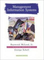 book cover of Management Information Systems Casebook by Raymond McLeod
