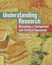 book cover of Understanding Research: Becoming a Competent and Critical Consumer by W. Paul Jones