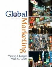 book cover of Global Marketing by Warren J. Keegan