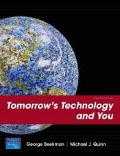 book cover of Tomorrow's Technology and You, Introductory by George Beekman