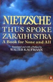 book cover of Så talade Zarathustra by Friedrich Nietzsche