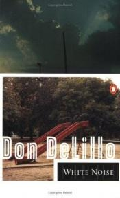 book cover of Rumore bianco by Don DeLillo