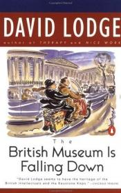 book cover of The British Museum Is Falling Down by David Lodge