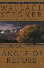 book cover of Angle of Repose by Wallace Stegner