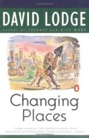 book cover of Changing Places by David Lodge