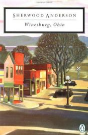 book cover of Winesburg, Ohio by Sherwood Anderson