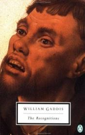 book cover of The Recognitions by William Gaddis