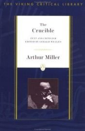 book cover of The Crucib by Arthur Miller