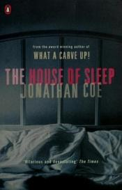 book cover of The House of Sleep by Jonathan Coe