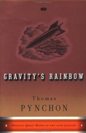 book cover of Gravity's Rainbow by توماس بينشون
