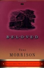book cover of Beloved by Toni Morrison
