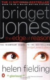 book cover of Bridget Jones: the Edge of Reason by Хелен Филдинг