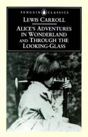 book cover of Alice's Adventures in Wonderland by Lewis Carroll