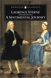book cover of A Sentimental Journey Through France and Italy by Laurence Sterne