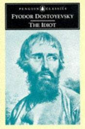 book cover of Idioot by Fyodor Dostoyevsky