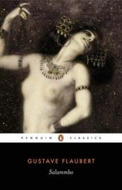 book cover of Salammbô by Gustave Flaubert