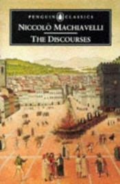 book cover of Discourses on Livy by Nicolas Machiavel