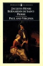 book cover of Paolo e Virginia by Bernardin de Saint-Pierre