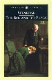 book cover of The red & the black by Stendhal