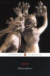 book cover of Metamorphoses by Ovid