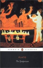 book cover of Symposium by Plato