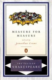 book cover of Measure for Measure by Roma (Ed) Gill|William Shakespeare