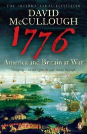 book cover of 1776 by David McCullough
