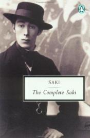 book cover of Saki : The Complete Works by Saki