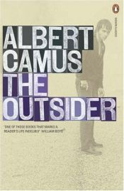 book cover of The Stranger by Albert Camus