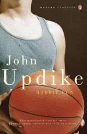 book cover of Rabbit, Run by John Updike