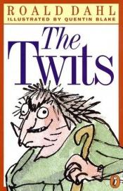 book cover of The Twits by Roald Dahl
