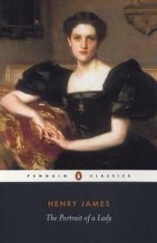book cover of The Portrait of a Lady by Henry James