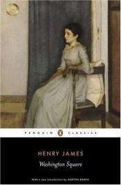 book cover of Washington Square by Henry James
