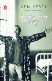 book cover of One Flew Over the Cuckoo's Nest by Кен Киси