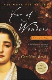 book cover of Year of Wonders by Geraldine Brooks