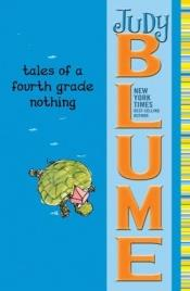 book cover of Tales of a Fourth Grade Nothing by Judy Blume