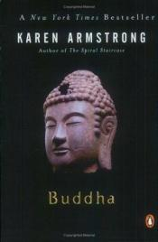 book cover of Buddha (Penguin Lives Biographies) by Karen Armstrong
