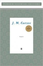 book cover of Disgrace by J. M. Coetzee