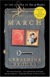 book cover of March by Geraldine Brooks