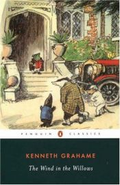 book cover of The Wind in the Willows by Kenneth Grahame