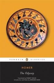 book cover of Odyssey by Homer