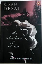 book cover of The Inheritance of Loss by Kiran Desai