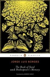 book cover of Das Sandbuch by Jorge Luis Borges
