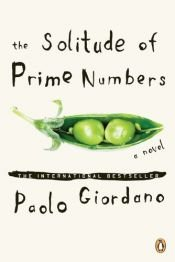book cover of Primtalens ensamhet by Paolo Giordano