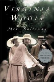 book cover of Mrs Dalloway by Virginia Woolf
