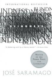 book cover of Blindheten by José Saramago