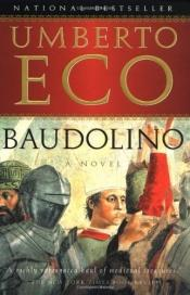book cover of Baudolino by Umberto Eco