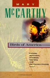 book cover of Birds of America by Mary McCarthy
