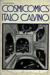 book cover of Cosmicomics by Italo Calvino