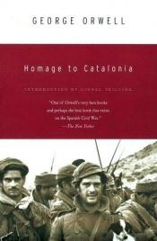 book cover of Hyldest til Catalonien by George Orwell